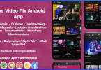 Prime Video Flix Full Code Android Studio Nulled Source Code Free Download